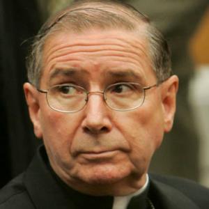 Cardinal Mahoney